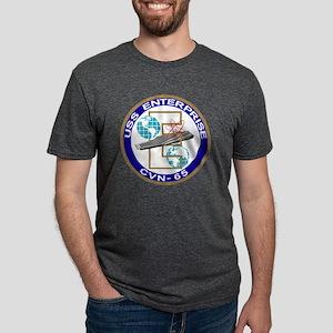 cvn_65 Mens Tri-blend T-Shirt