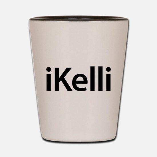 iKelli Shot Glass