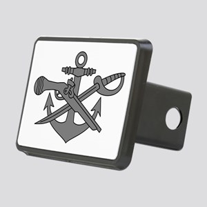SWCC (2) Rectangular Hitch Cover
