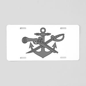 SWCC (2) Aluminum License Plate