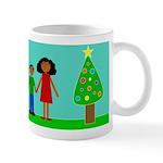 Family Christmas Mug
