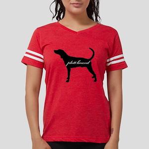 plotthound Womens Football Shirt