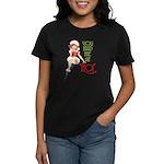 YOU HAD ME AT HO! Women's Dark T-Shirt