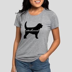 otterhound Womens Tri-blend T-Shirt