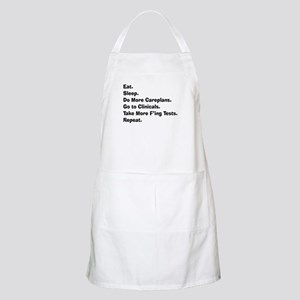 Atlas of a student nurse brain LIGHTS Apron