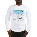 Polar Bears and Reindeer Long Sleeve T-Shirt