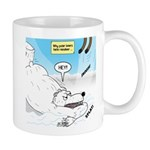 Polar Bears and Reindeer Mug