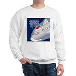 Santa Airlines Sweatshirt
