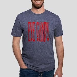 EYE CANDY 10x10-002-102107. Mens Tri-blend T-Shirt