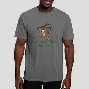 Mormor's Little Monkey Mens Comfort Colors Shirt