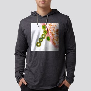 c0070732 Mens Hooded Shirt