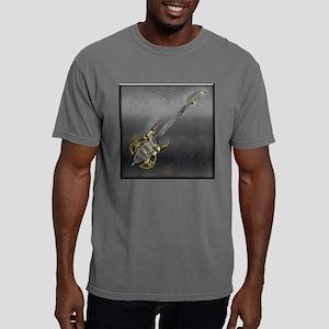 Celtic Guitar by Bluesax Mens Comfort Colors Shirt