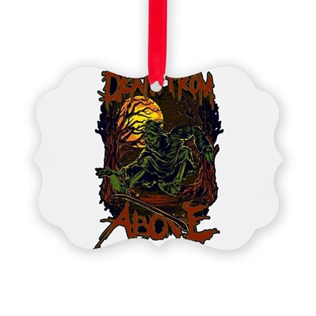 Death from Above Picture Ornament