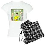 KNOTS Maple Syrup Women's Light Pajamas
