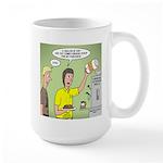 KNOTS Maple Syrup Large Mug