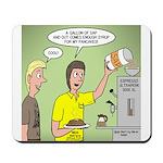 KNOTS Maple Syrup Mousepad