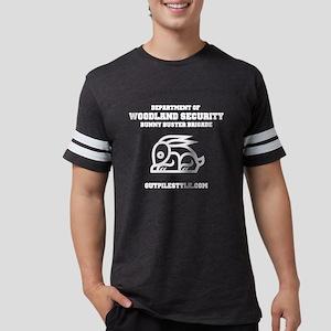 RabbitHunting Mens Football Shirt