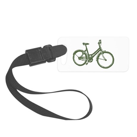 bicycle Small Luggage Tag