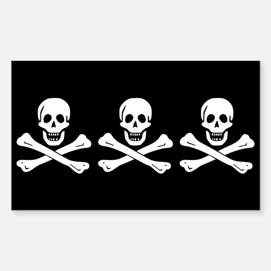Pirate Flag of Christopher Condent Decal