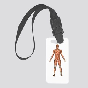 visiblemanfront Small Luggage Tag