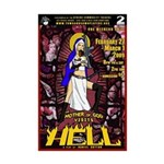Mother of God Mini Poster Print