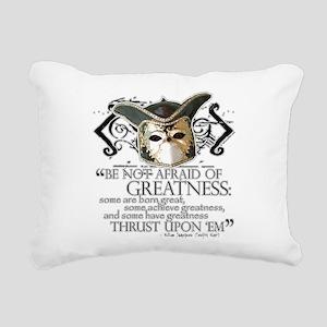 twelfth night2 Rectangular Canvas Pillow