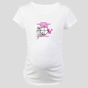 Hula Boot Camp Maternity T-Shirt