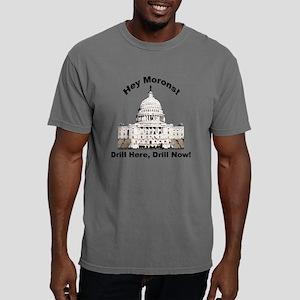 capitol drill here drill Mens Comfort Colors Shirt