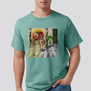 OdetoBastPillow Mens Comfort Colors Shirt