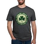 cantget.png Mens Tri-blend T-Shirt