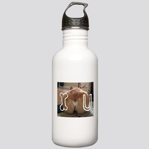 Corgi Love Stainless Water Bottle 1.0L