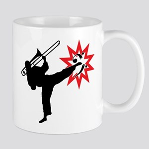 Karate and Music together in one image! Mug