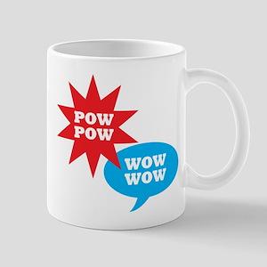 POWerful and WOWerful! Kaboom! Mug