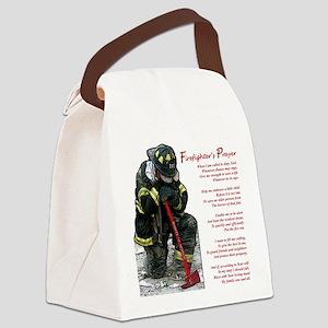 firePrayer Canvas Lunch Bag