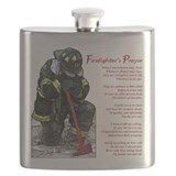 Firefighter Flask Bottles