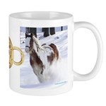 Gypsy in Snow mug