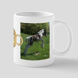 Mug with Gypsy Foal