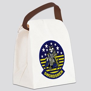 f-14logo_32 Canvas Lunch Bag