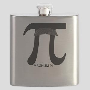 Magnum PI Flask