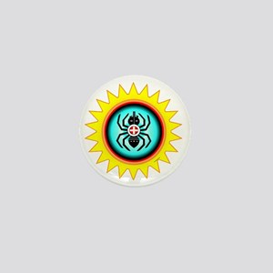SOUTHEAST INDIAN WATER SPIDER Mini Button