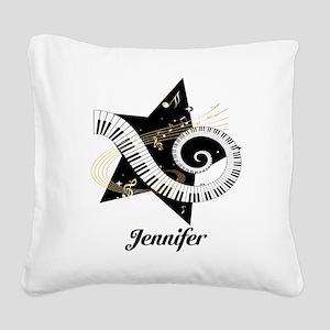musicaldesign Square Canvas Pillow