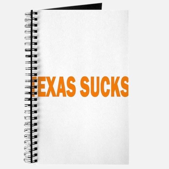 Cute Texas longhorns Journal
