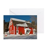 NEW! Kinhaven Holiday Greeting Cards (Pk of 20)