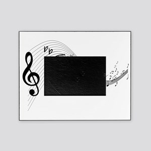 musicnotes4 Picture Frame