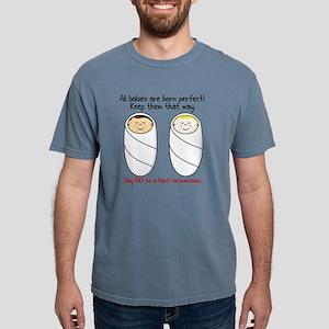 bornperfect Mens Comfort Colors Shirt