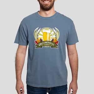 Oktoberfest 2012 Mens Comfort Colors Shirt