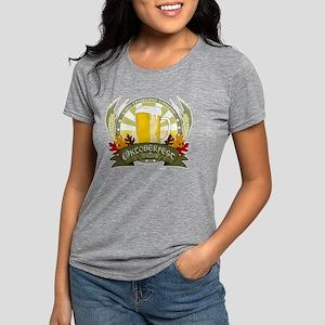 Oktoberfest 2012 Womens Tri-blend T-Shirt