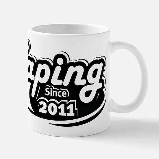 Vaping Since 2011 Mug