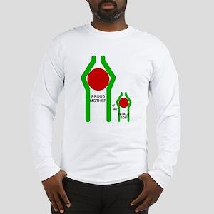 Proud Mother Long Sleeve T-Shirt