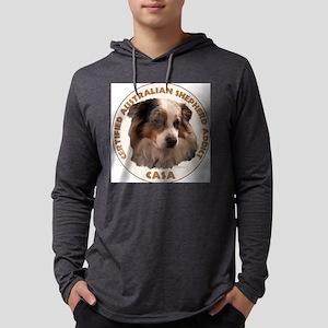 aussieaddict copy Mens Hooded Shirt